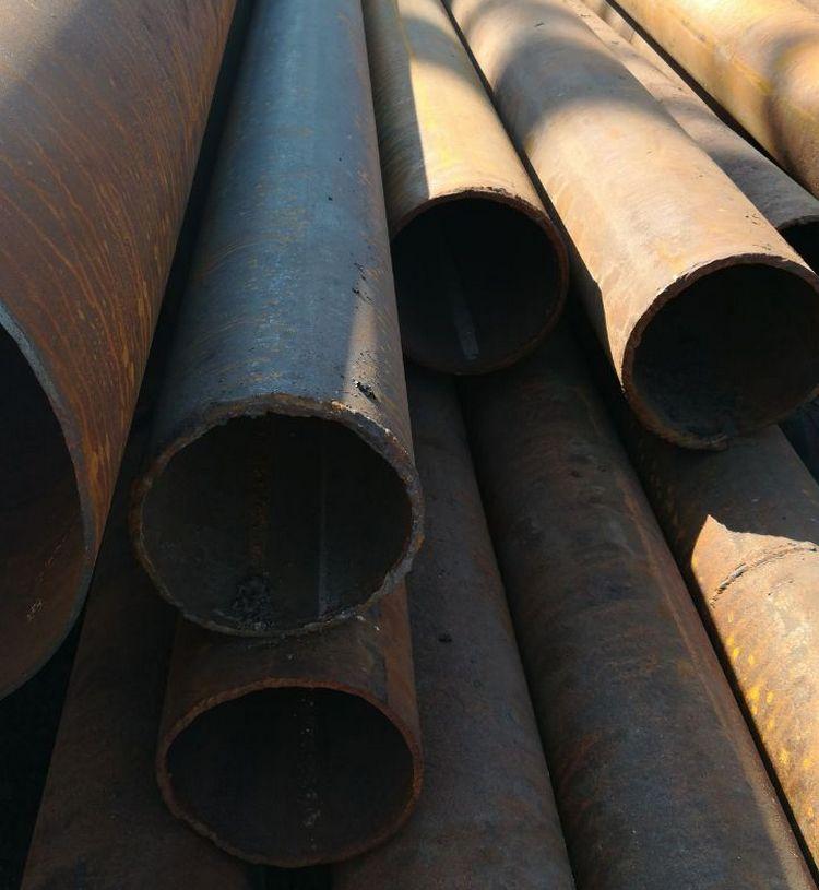Восстановленные трубы диаметром 219мм