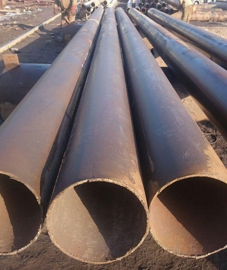 Восстановленные трубы диаметром 325мм