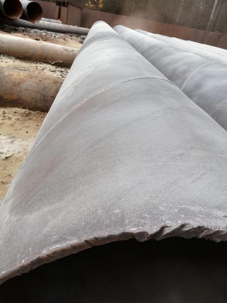 Восстановленные трубы диаметром 530мм