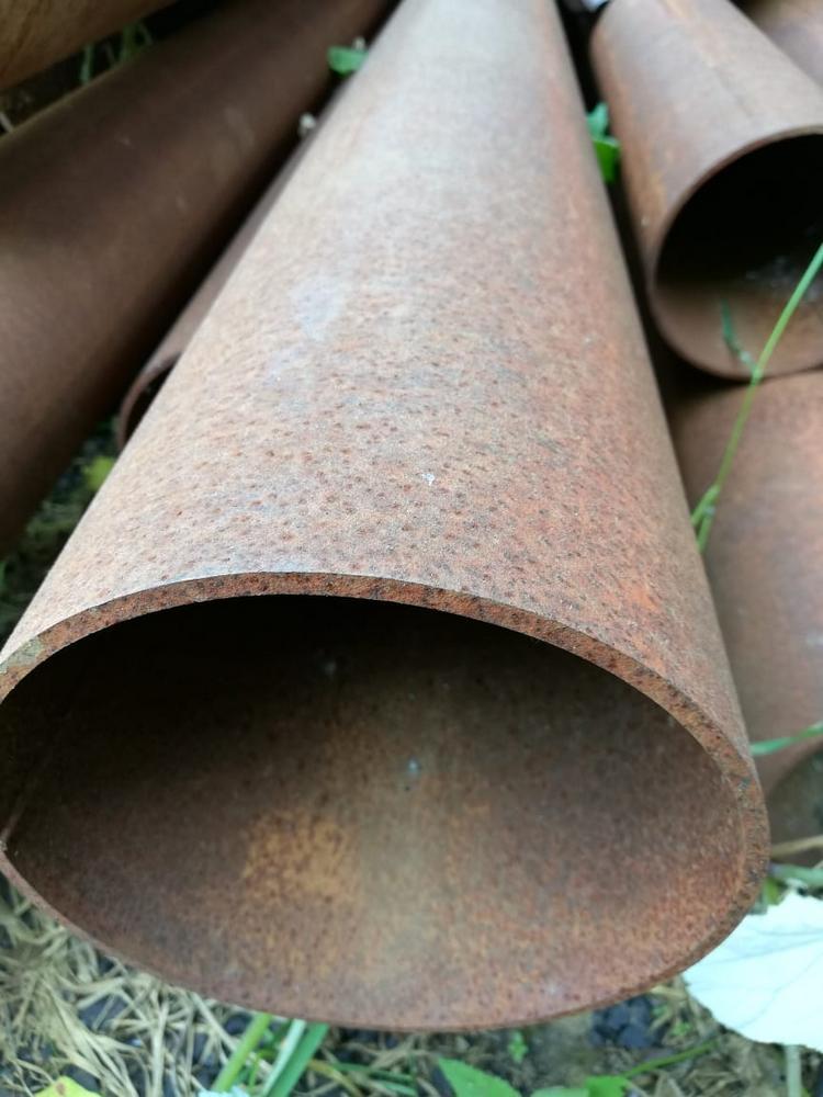 Лежалые трубы диаметром 159мм