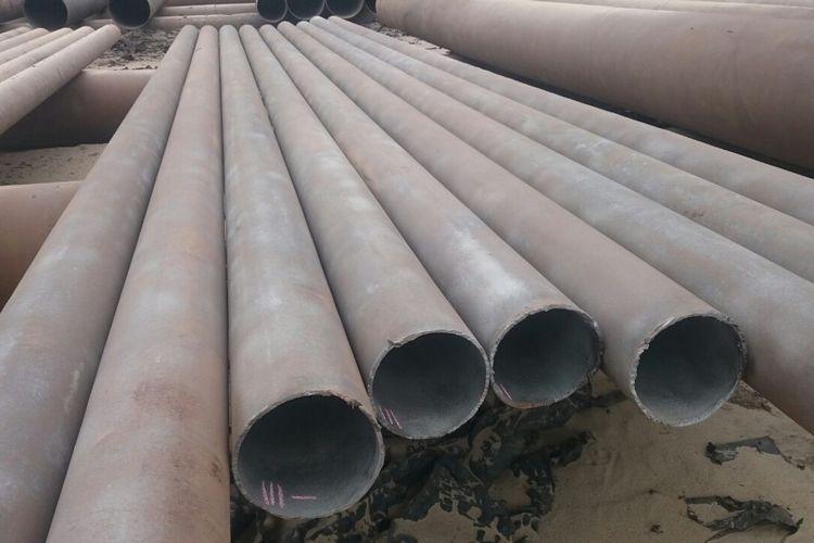 Восстановленные трубы диаметром 273мм